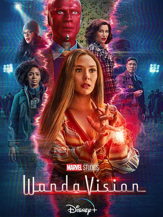 WandaVision : Afis