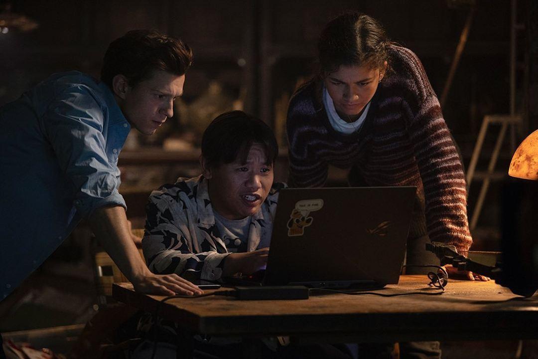 Spider-Man: No Way Home: Tom Holland,  Zendaya, Jacob Batalon