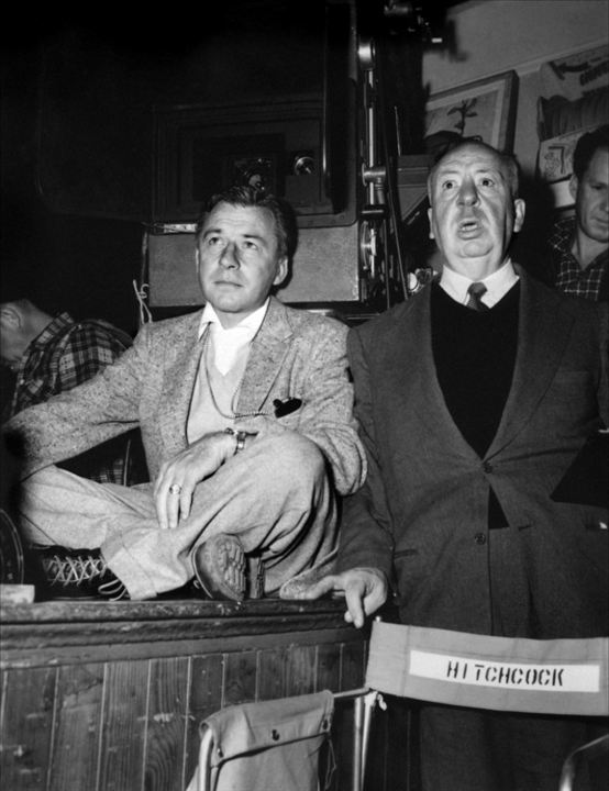 The Trouble with Harry : Fotograf Alfred Hitchcock