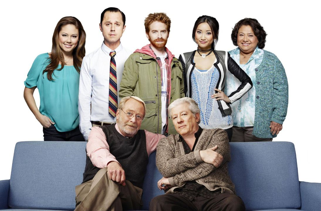 Fotograf Brenda Song, Giovanni Ribisi, Martin Mull, Peter Riegert, Seth Green