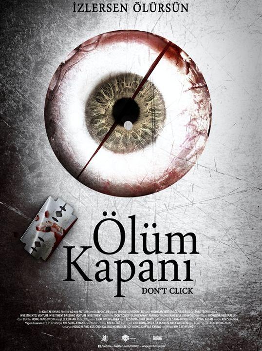 Ölüm Kapani : Afis