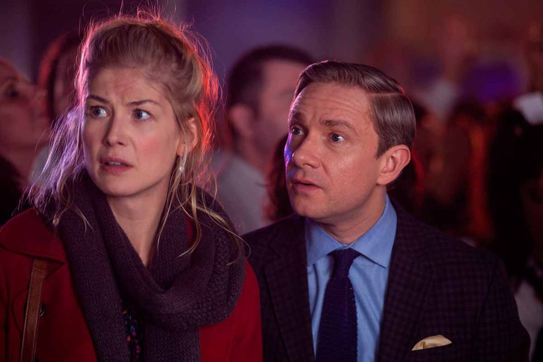 The World's End : Fotograf Martin Freeman, Rosamund Pike