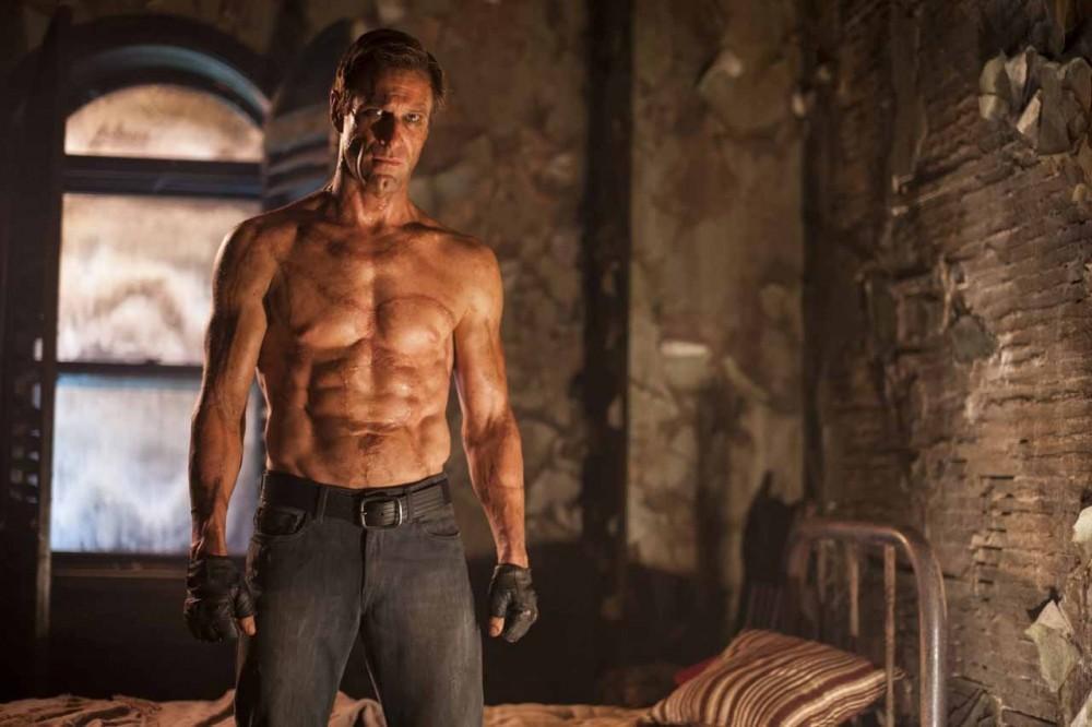 Frankenstein: Ölümsüzlerin Savasi : Fotograf Aaron Eckhart