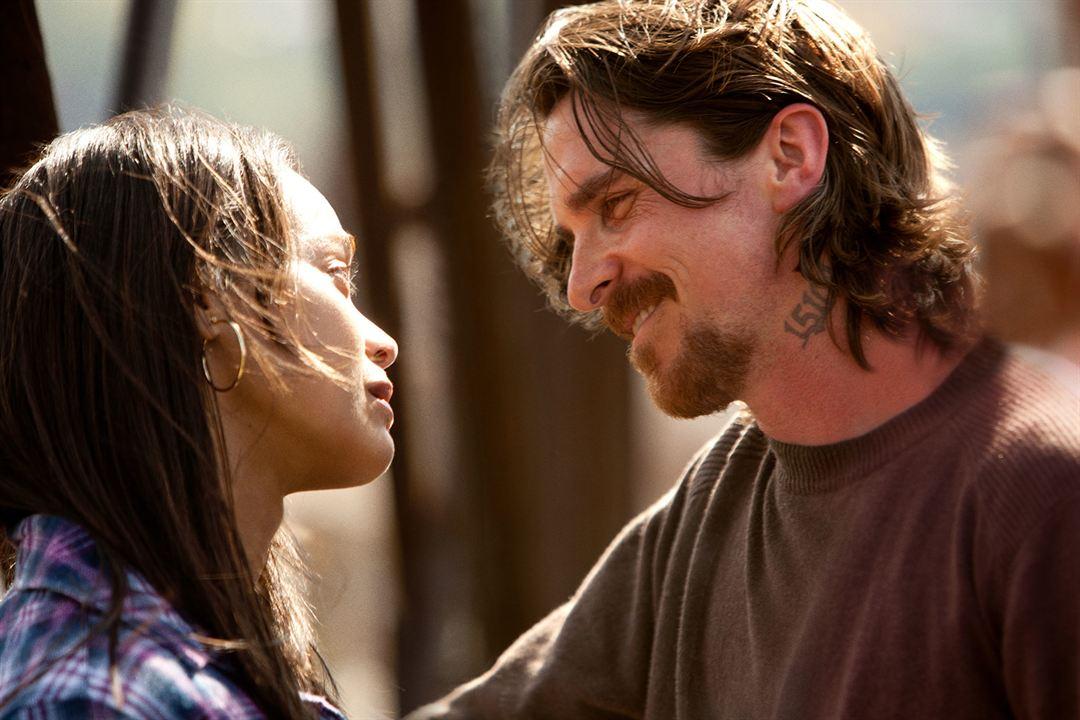 Kardesim Için : Fotograf Christian Bale, Zoe Saldana