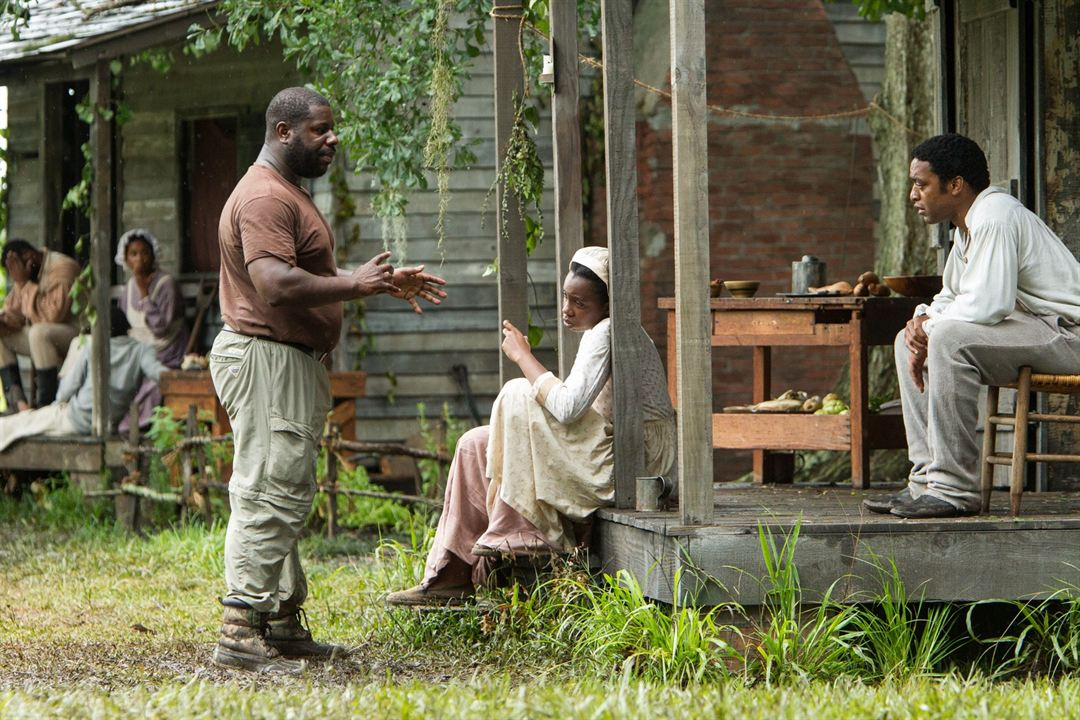 12 Yillik Esaret : Fotograf Chiwetel Ejiofor, Lupita Nyong'o, Steve McQueen (II)