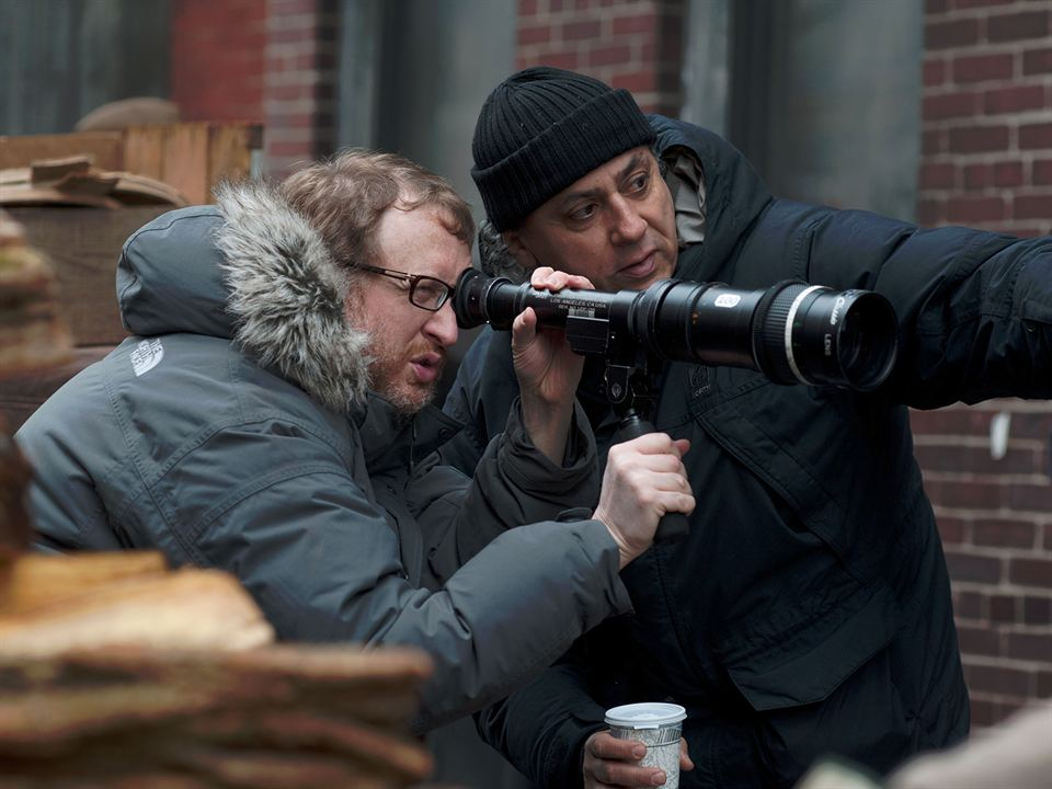 Bir Zamanlar New York : Fotograf James Gray