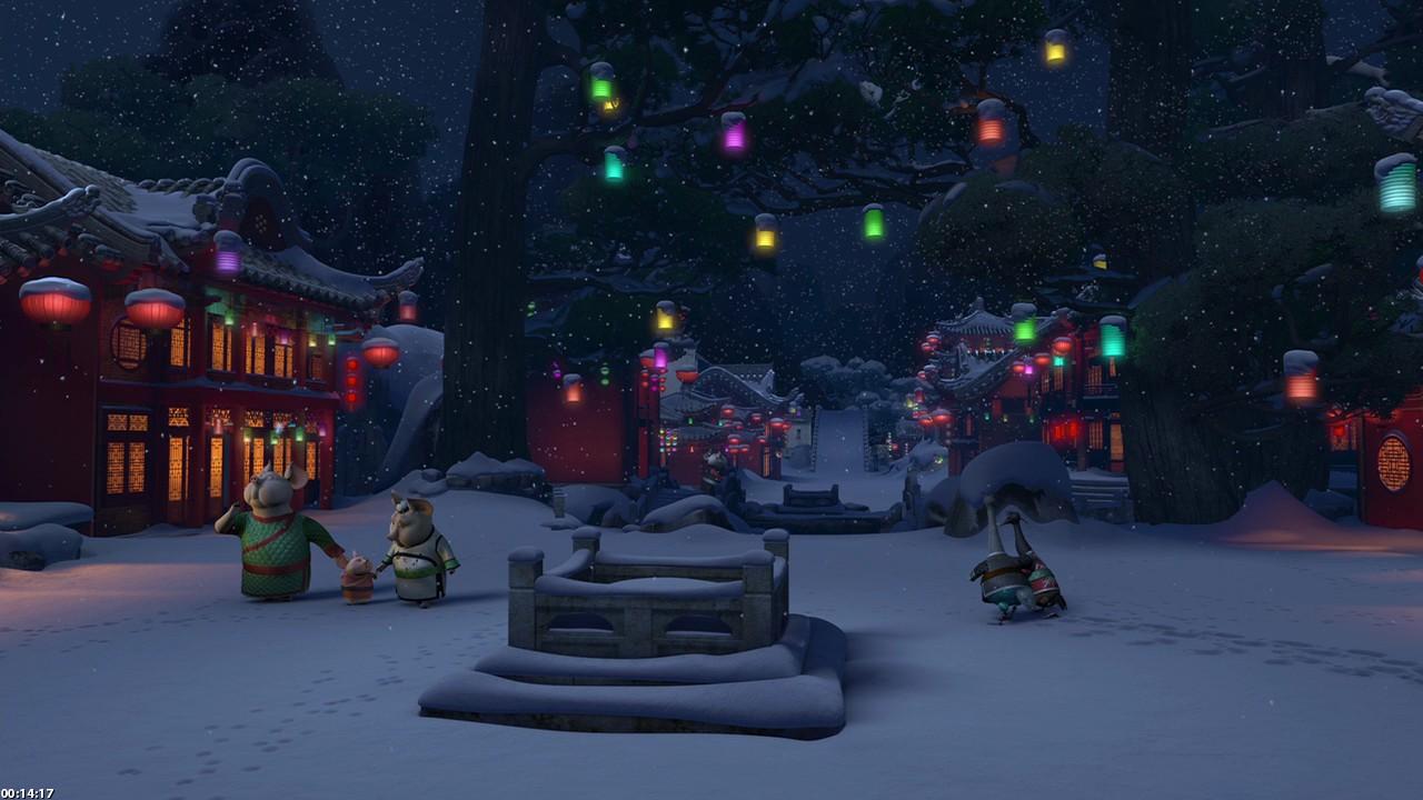 Kung Fu Panda Holiday Special : Fotograf