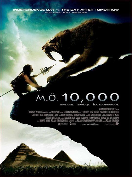 M.Ö. 10.000 : Afis