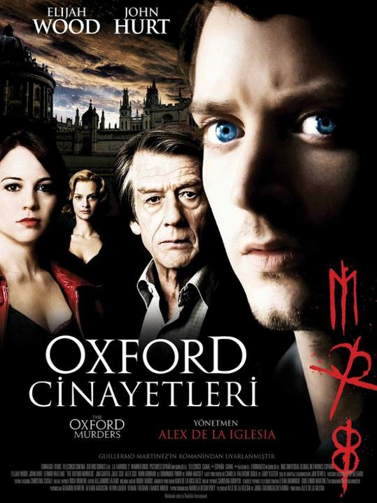 Oxford Cinayetleri : Afis