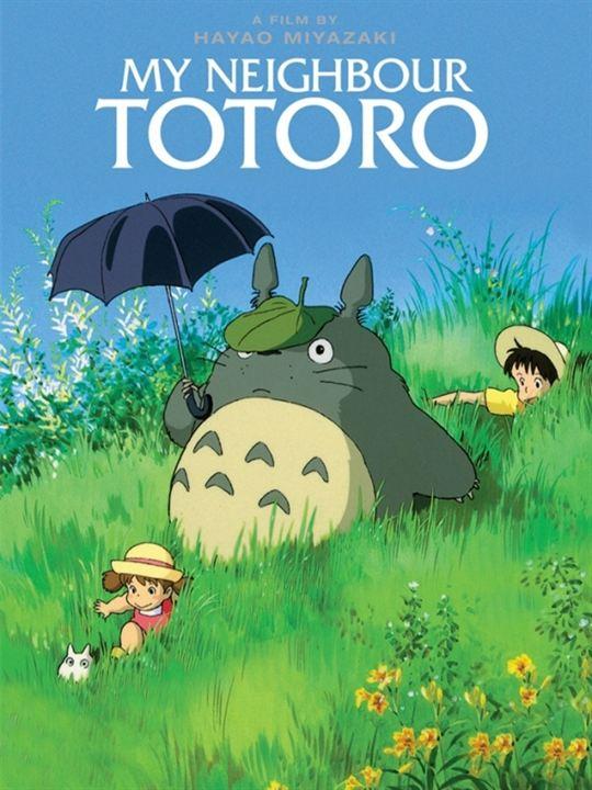 Komsum Totoro : Afis
