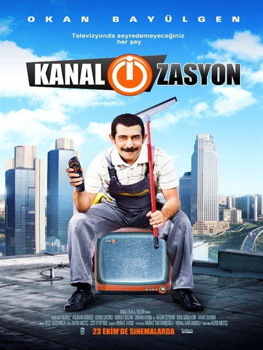 Kanal-I-Zasyon : Afis