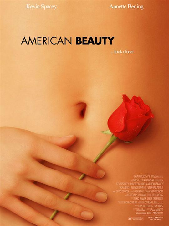 Amerikan Güzeli : Afis