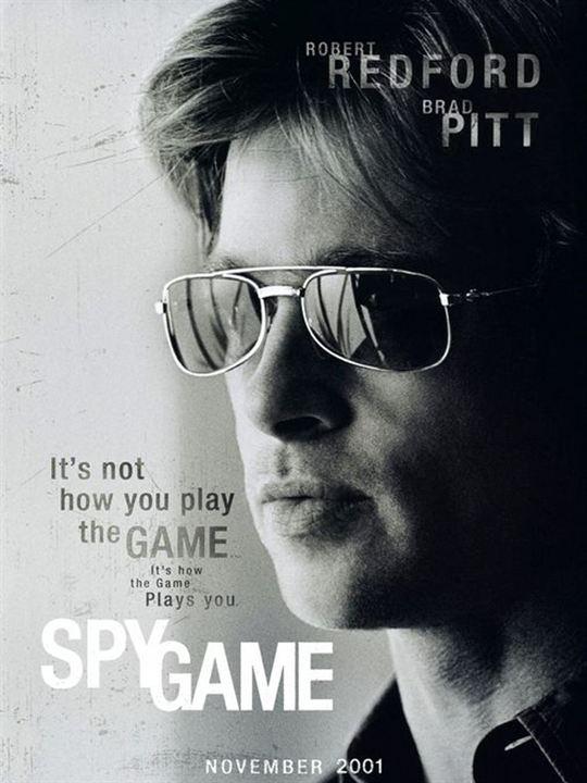 Spy Game : Afis
