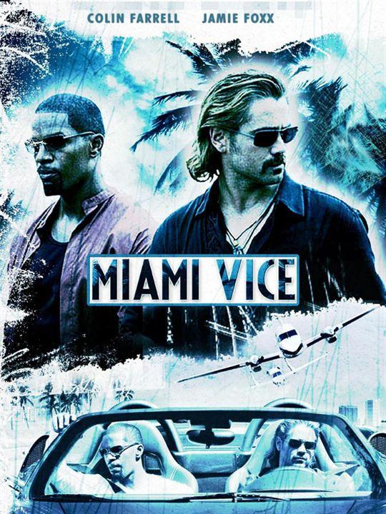 Miami Vice : Afis