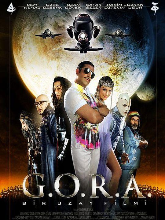 G.O.R.A. : Afis