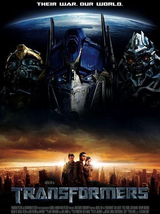 Transformers : Afis