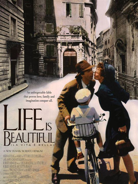 Hayat Güzeldir : Afis