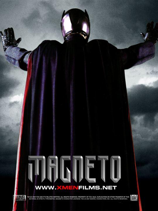 X-Men Origins: Magneto : Afis