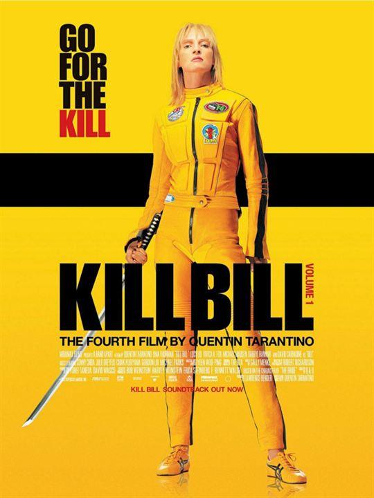 Kill Bill: Volume 1 : Afis