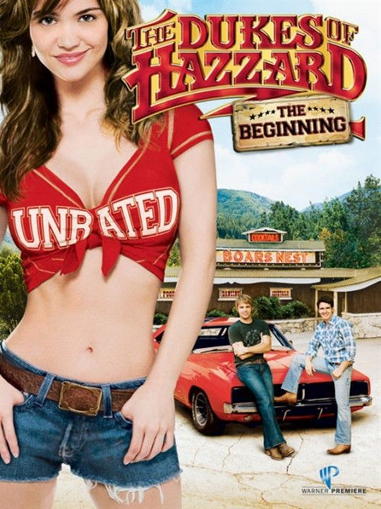 The Dukes of Hazzard : Afis