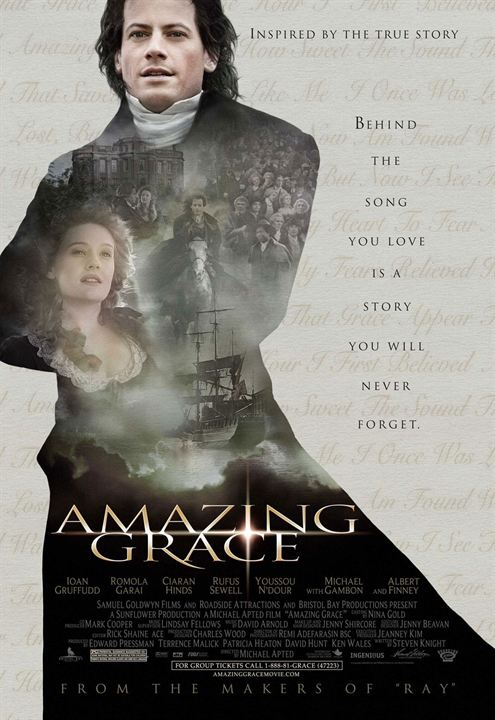 Amazing Grace : Afis