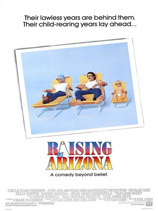 Raising Arizona : Afis