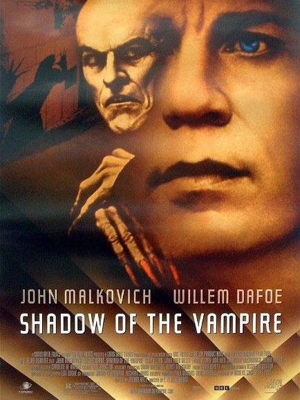 Vampirin Gölgesi : Afis