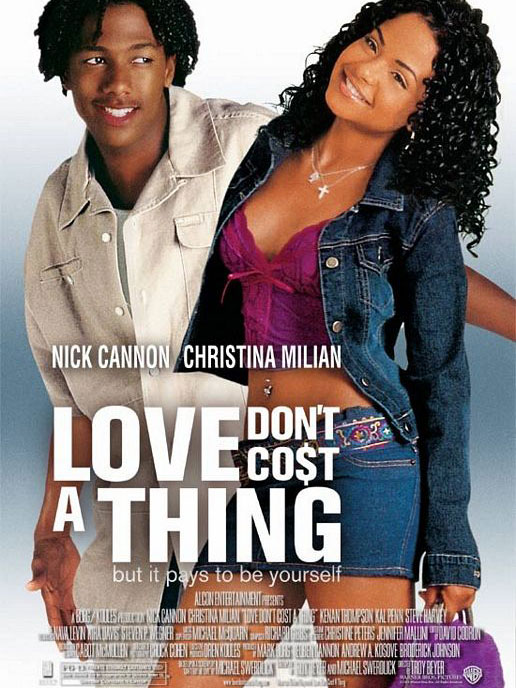 Love Don't Cost a Thing : Afis