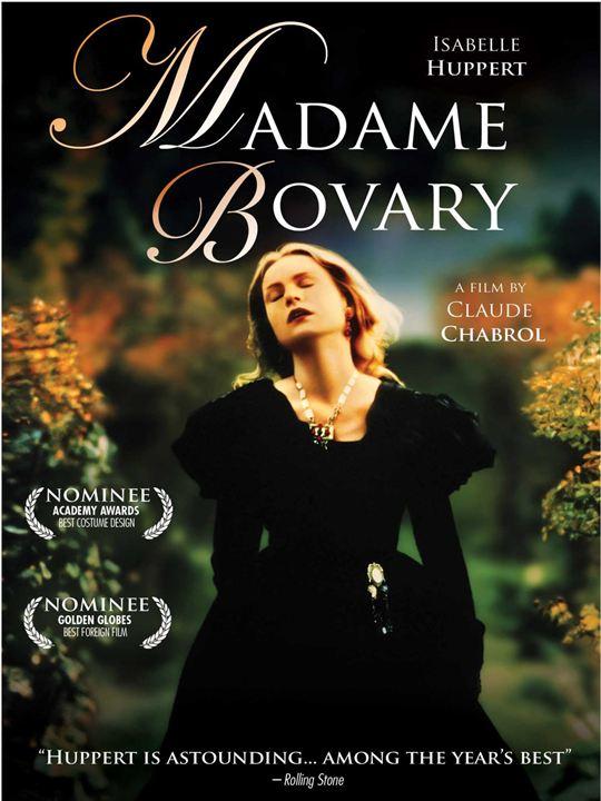 Madame Bovary : Afis