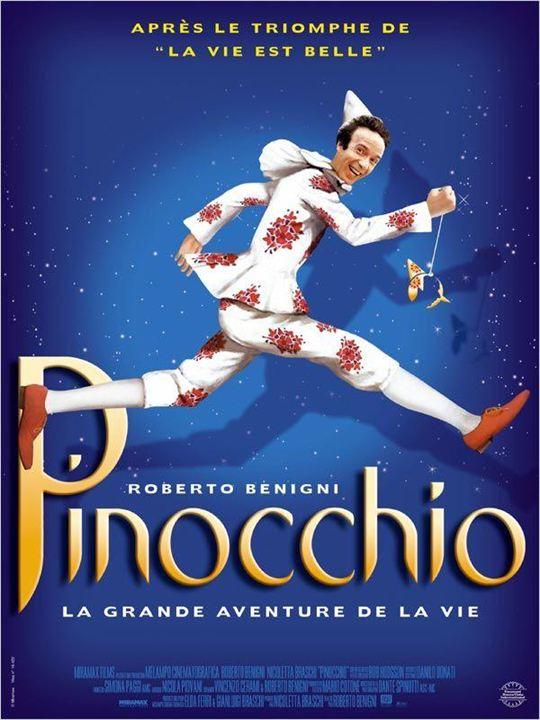 Pinokyo : Afis