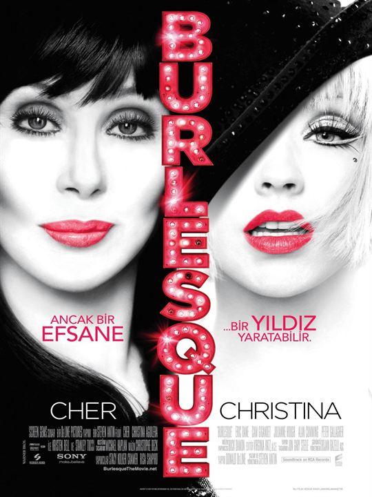 Burlesque : Afis