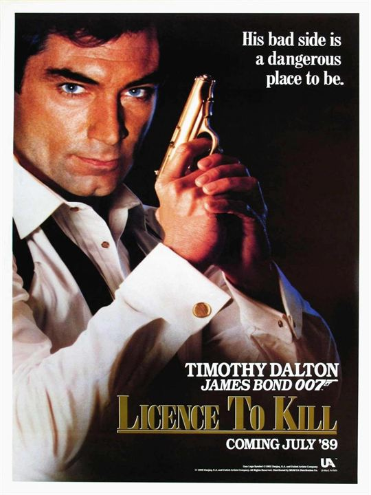 License to Kill : Afis
