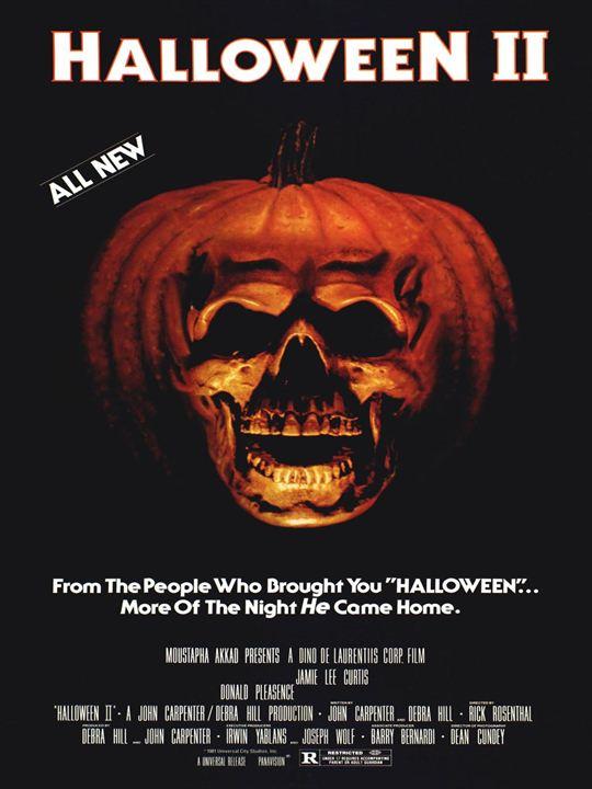 Halloween 2 : Afis