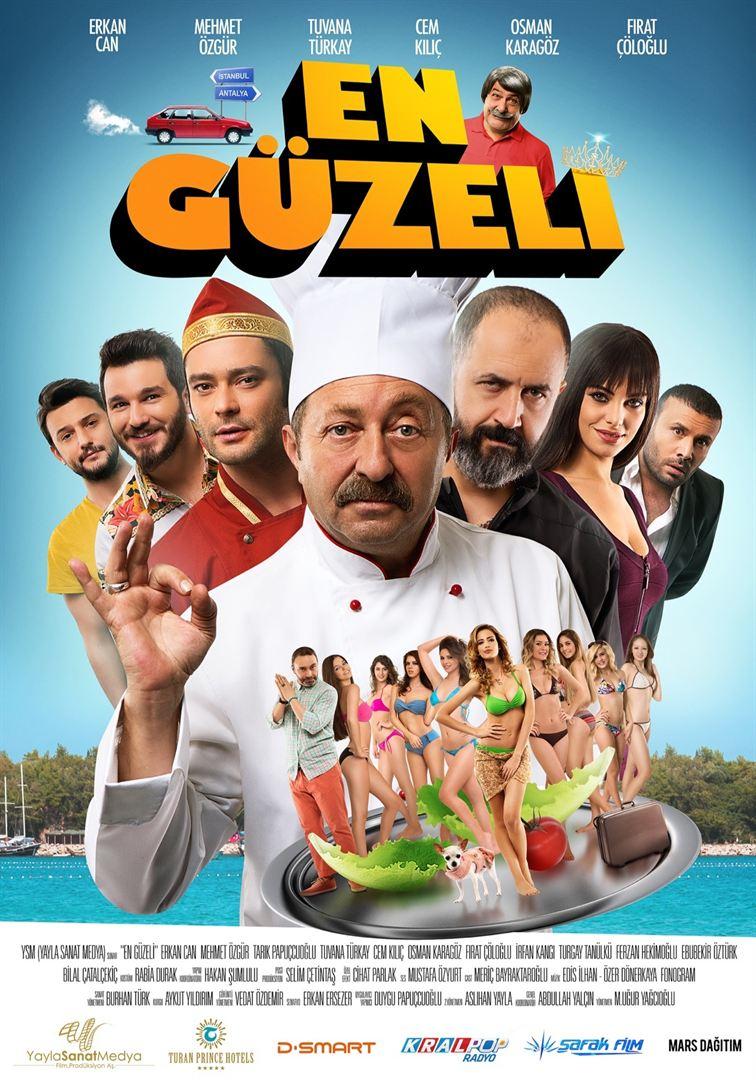 En Güzeli (2015) Yerli Film 720p HDRip Torrent indir