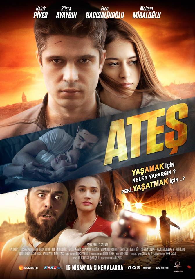 Ateş (2016) Yerli Film 1080p Full HD Torrent İndir