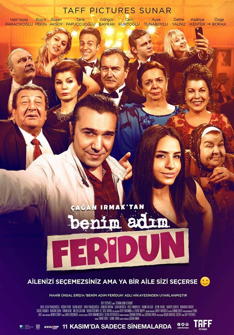 Benim Adım Feridun (2016) Yerli Film m720p Torrent İndir