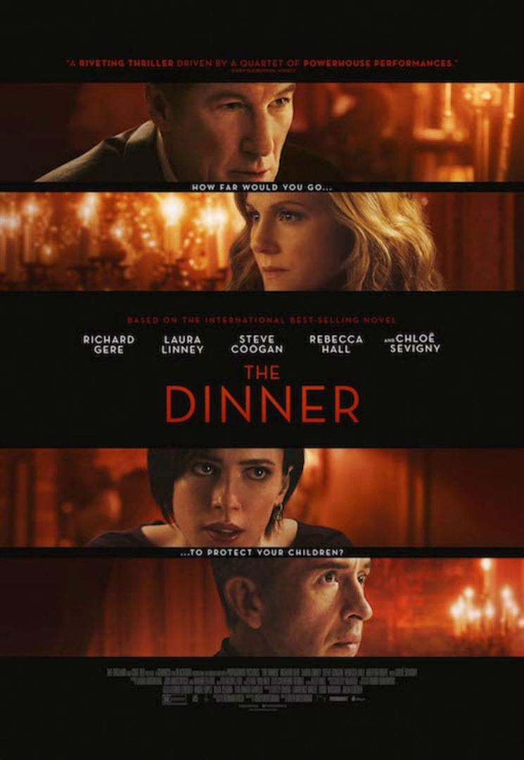 Akşam Yemeği - The Dinner (2017) DUAL TR ENG m1080p Bluray Torrent indir