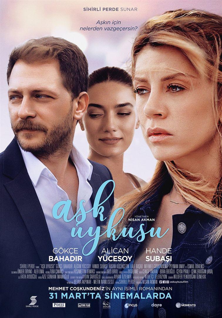 Aşk Uykusu (2017) Yerli Film 720p Full HD indir