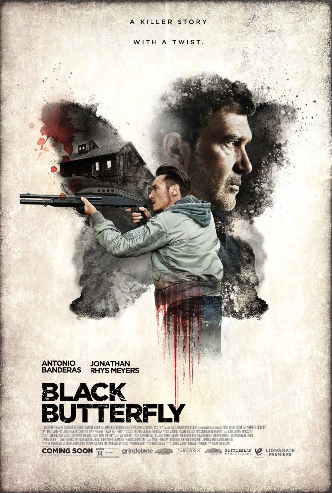 Siyah Kelebek - Black Butterfly (2017) m720p DUAL BluRay Torrent İndir