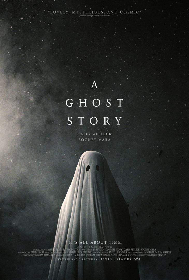 Bir Hayalet Hikayesi - A Ghost Story (2017) DUAL TR ENG m1080p Torrent indir