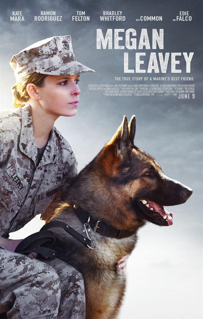 Sadakat Yolunda - Megan Leavey (2017) m1080p DUAL Torrent İndir