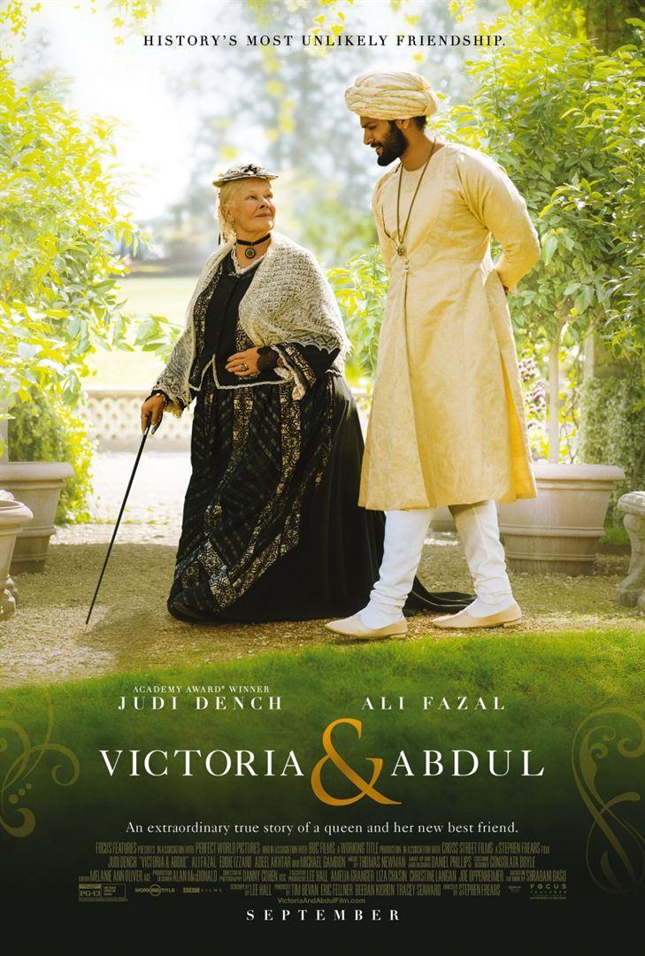 Victoria & Abdul (2017) Türkçe Dublaj BRRip 720p Torrent indir