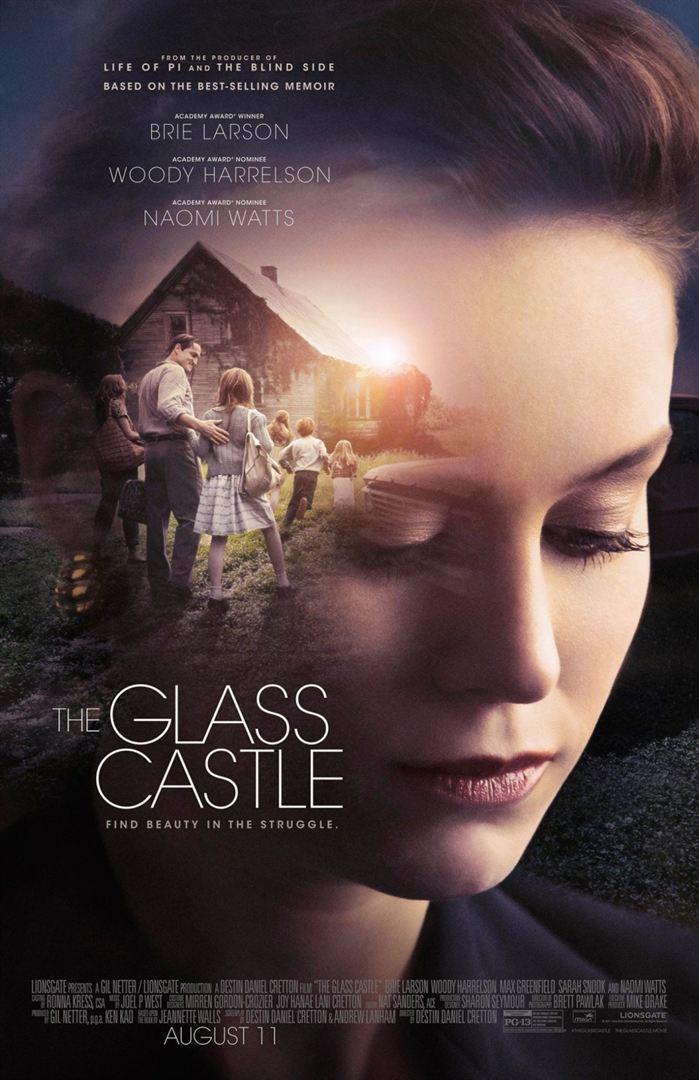 Camdan Kale - The Glass Castle (2017) DUAL m720p Torrent indir