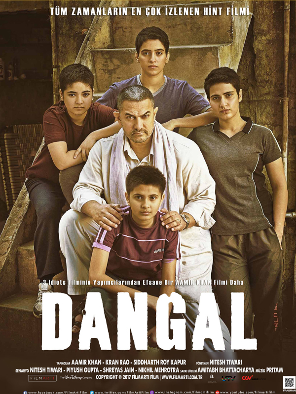 Dangal (2016) DUAL TR ENG m720p Torrent indir