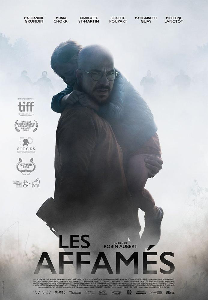 Aç Gözlüler - Les Affames (2017) Türkçe Dublaj NF 720p Torrent indir