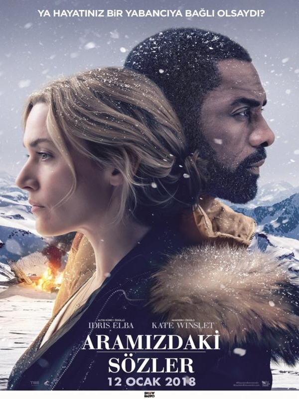 Aramızdaki Sözler - The Mountain Between Us (2017) DUAL TR ENG m720p Torrent indir