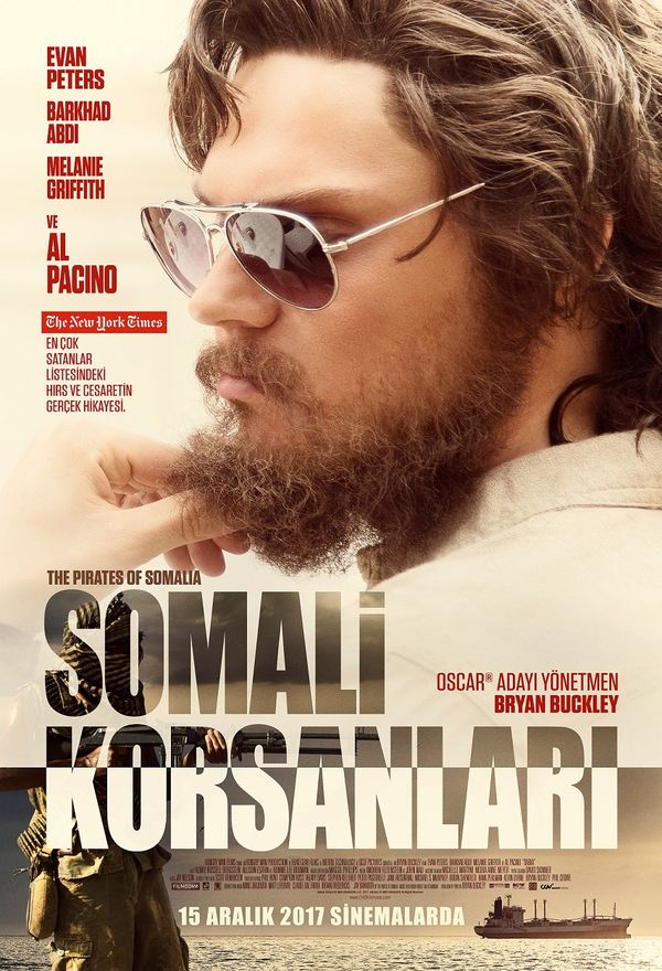 Somali Korsanları - The Pirates of Somalia (2017) DUAL m720p Torrent indir