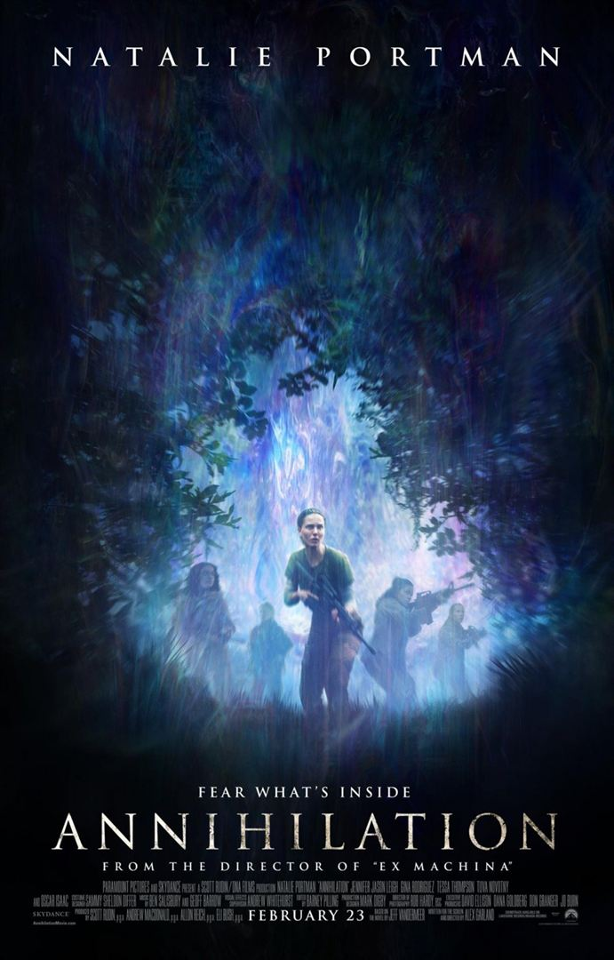 Yok Oluş - Annihilation (2018) Türkçe Dublaj 720p Torrent İndir