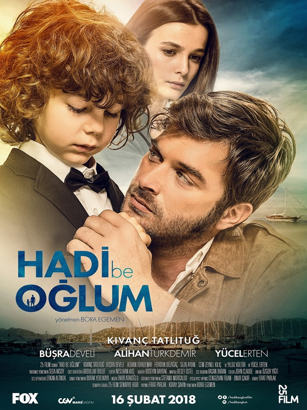 Hadi Be Oğlum (2018) Yerli Film 720p WEB DL Torrent indir