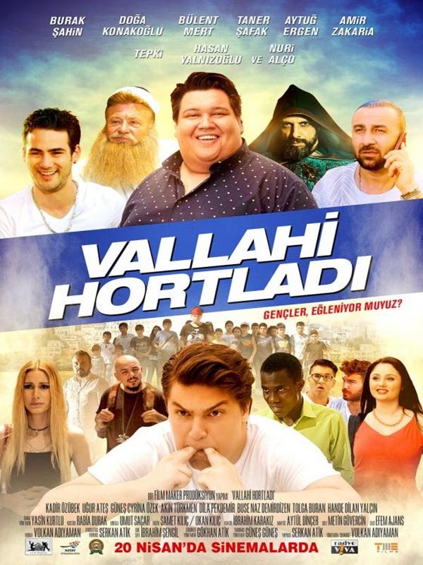 Vallahi Hortladı indir (2018) Yerli Film Tek Link HD